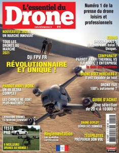 L'Essentiel du Drone - Avril-Juin 2021