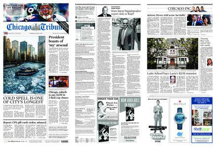 Chicago Tribune – January 03, 2018