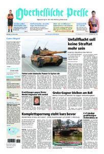 Oberhessische Presse Marburg/Ostkreis - 23. Januar 2018