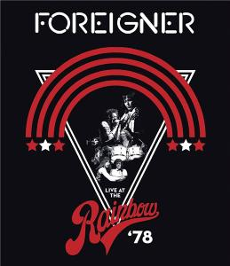 Foreigner - Live At The Rainbow '78 (2019)