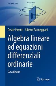 Algebra lineare ed equazioni differenziali ordinarie, 2nd Edizione