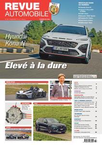 Revue Automobile – 12 août 2021