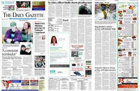 The Daily Gazette – December 10, 2017