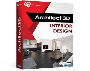 Avanquest Architect 3D Interior Design 2017 Mac 19.0.8