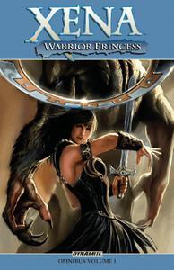 Dynamite-Xena Warrior Princess Classic Years Vol 01 2017 Hybrid Comic eBook