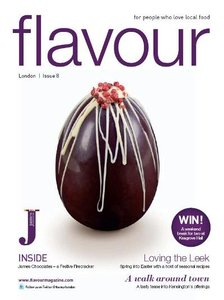 Flavour London – Issue 8, 2012 (Repost)