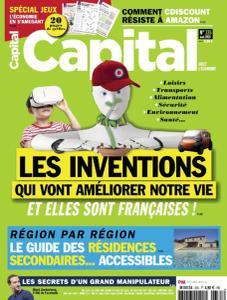Capital France - Août 2019