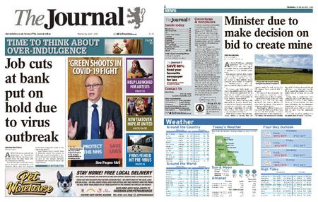 The Journal – April 01, 2020