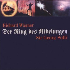 Wagner - Wiener Philharmoniker, Solti - Der Ring des Nibelungen [1997, Decca # 455 555-2] {14CD-Box} [RE-UP]