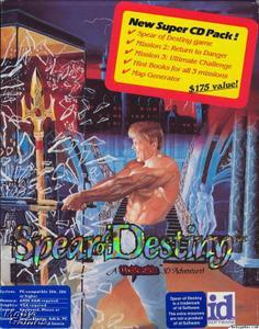 Spear of Destiny Super CD Pack