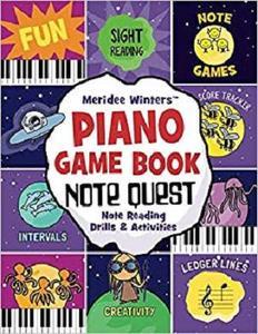 Meridee Winters Note Quest
