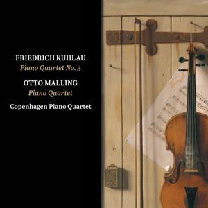Copenhagen Piano Quartet - Kuhlau: Piano Quartet No. 3 - Malling: Piano Quartet (2019) [Official Digital Download 24/192]