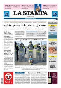 La Stampa Torino Provincia e Canavese - 19 Luglio 2019