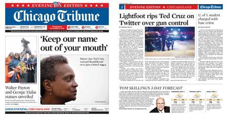 Chicago Tribune Evening Edition – September 03, 2019