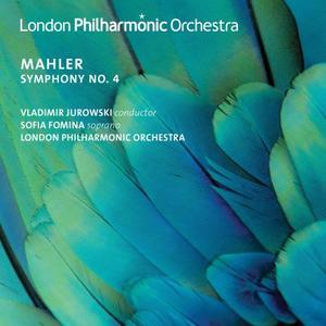 London Philharmonic Orchestra, Sofia Fomina & Vladimir Jurowski - Mahler: Symphony No. 4 (2019) [24/96]