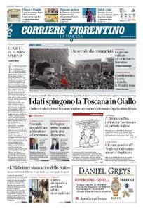 Corriere Fiorentino La Toscana – 15 gennaio 2021