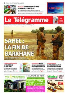 Le Télégramme Ouest Cornouaille – 11 juin 2021