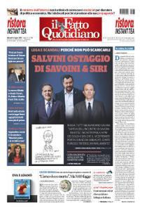 Il Fatto Quotidiano - 16 luglio 2019