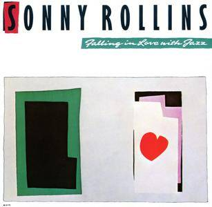 Sonny Rollins - Falling In Love With Jazz (1990) {Milestone 025218917926}