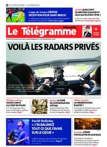 Le Télégramme Guingamp – 05 janvier 2020