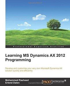 Learning MS Dynamics AX 2012 Programming (Repost)