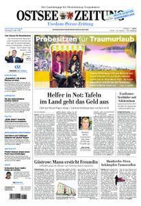 Ostsee Zeitung Wolgast - 06. März 2018