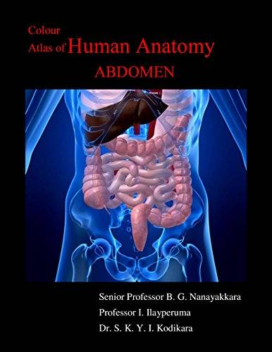 Colour Atlas of Human Anatomy - Abdomen