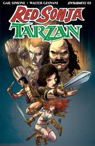 Red Sonja-Tarzan 005 2018 4 covers digital Son of Ultron