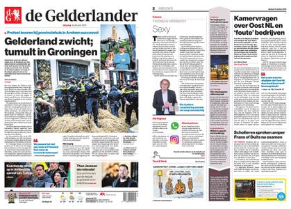 De Gelderlander - Winterswijk – 15 oktober 2019