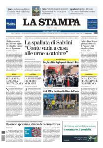 La Stampa Imperia e Sanremo - 8 Giugno 2020