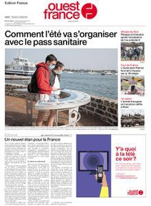 Ouest-France Édition France – 14 juillet 2021