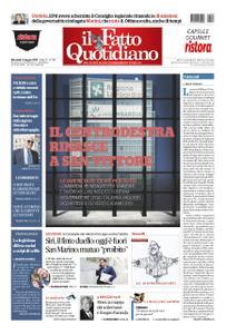 Il Fatto Quotidiano - 08 maggio 2019