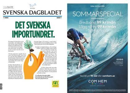 Svenska Dagbladet – 26 juni 2018