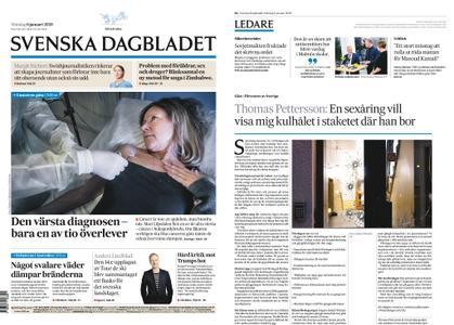 Svenska Dagbladet – 06 januari 2020