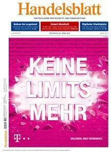 Handelsblatt - 07. März 2018