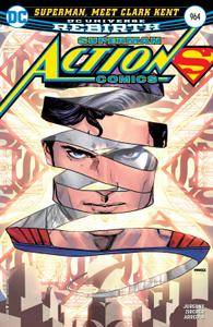 Action Comics 964 2016 2 covers Digital Zone-Empire