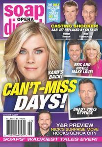 Soap Opera Digest - October 16, 2017