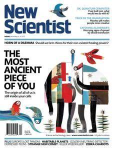New Scientist - November 04, 2017