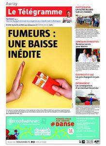 Le Télégramme Auray – 31 mai 2019