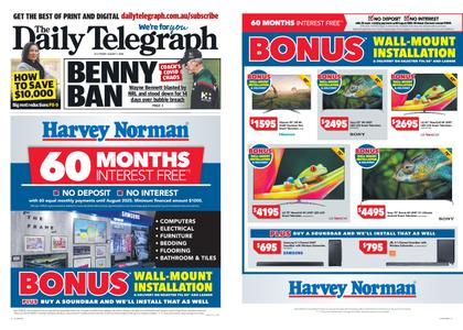 The Daily Telegraph (Sydney) – August 07, 2020