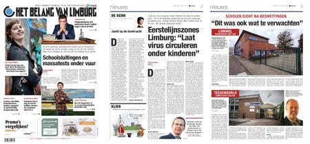 Het Belang van Limburg – 21. oktober 2021