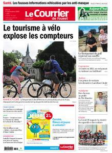 Le Courrier de l'Ouest Cholet – 08 septembre 2020