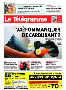 Le Télégramme Guingamp – 07 janvier 2020