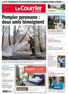 Le Courrier de l'Ouest Cholet – 22 septembre 2021