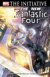 Fantastic Four 546 2007 digital Minutemen-Faessla