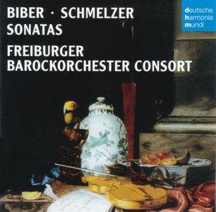 Biber & Schmelzer - Sonatas - Freiburger Barockorchester Consort