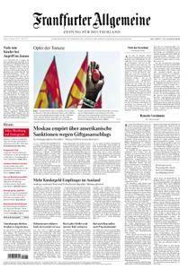 Frankfurter Allgemeine Zeitung F.A.Z. - 10. August 2018