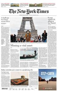 International New York Times - 19 February 2020
