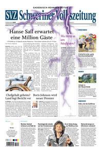 Schweriner Volkszeitung Gadebusch-Rehnaer Zeitung - 24. Juli 2019