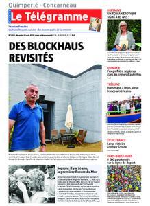Le Télégramme Concarneau – 18 août 2019